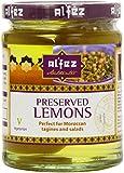 Al'fez Authentic Preserved Lemons Jar 140 G (Pack of 3)