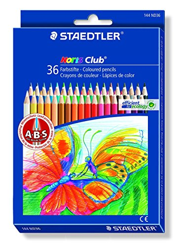 staedtler-144nd36-noris-club-lapices-de-colores-36-unidades-importado-de-alemania