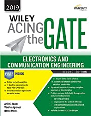 Wiley Acing the GATE: Electronics and Communication Engineering