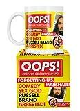 Fizz Creations Celeb Mugshots Mug, Russell Brand