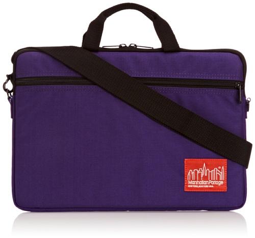 "Manhattan PortageConvertable Laptop Bag 13"" - Sacchetto Unisex adulti , Purple (viola) - 1732"