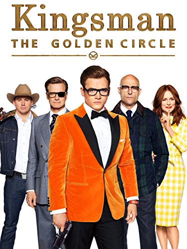 Kingsman - The Golden Circle  [dt./OV]