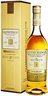 GLENMORANGIE Nectar D'Or 12 Year Old Highland Malt Whisky 70cl Bottle