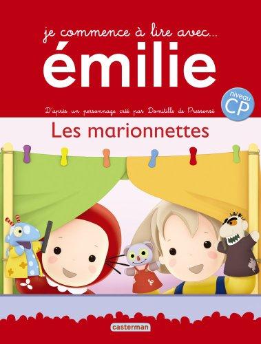 Emilie, Tome 6 : Les marionnettes par Domitille de Pressensé, Guimauv'