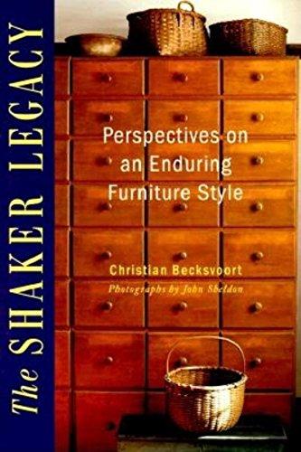 Shaker Antiquitäten (Shaker Legacy: Perspectives on an Enduring Furniture Style)