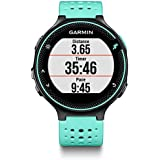 Europe , Forest Blue/Black : Garmin 010-03717-49 Forerunner 235 with Wrist Based Heart Rate Monitoring, Forest Blue/Black