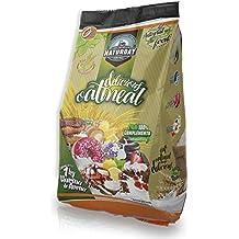 Harina de Avena Delicious Ouatmeal Sabores Variados 1Kg (Chocolate Blanco)