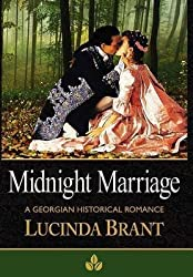 [(Midnight Marriage : A Georgian Historical Romance)] [By (author) Lucinda Brant] published on (December, 2011)