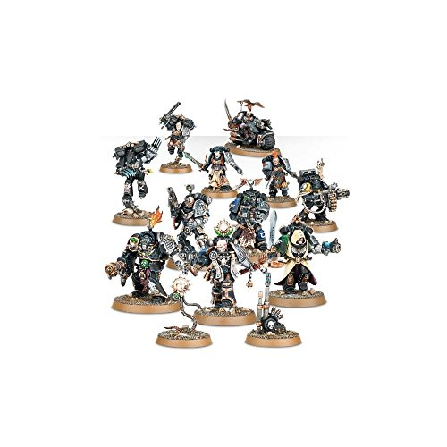 Warhammer 40,000 40K Deathwatch Kill Team Cassius