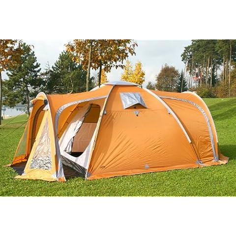 MONTIS - Tenda da campeggio premium HQ VERMONT HILLS, 4 persone, 440 x 230 cm, 7,2 kg