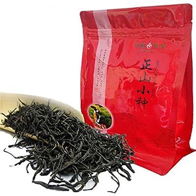 Thé bio chinois Lapsang Souchong 250g (0.55lb) sans fumée Thé blanc chaud Thé noir Wuyi Thé vert abaissant la tension artérielle