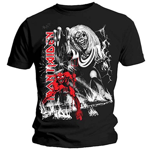 iron-maiden-number-of-the-beast-jumbo-camiseta-negro-oficial-con-licencia-msica