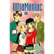 ULTRA MANIAC T05 by WATARU YOSHIZUMI (February 01,2006)