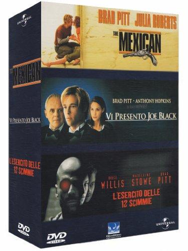 The mexican + Vi presento Joe Black + L'esercito delle 12 scimmie [3 DVDs] [IT Import]