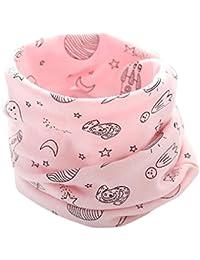 Schals Longra Baby Kinder Jungen Mädchen Neue Schals 2017 Herbst Winter Unisex Baby Baumwollschal Warme Schlauchschal Kinderschal Loopschal Baby Halstücher(0-3Jahre)