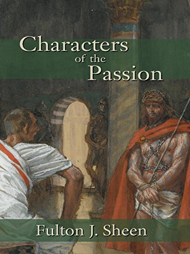 characters-of-the-passion-english-edition