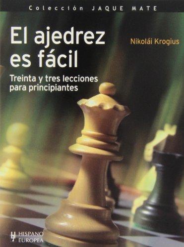 El ajedrez es fácil (Jaque mate)