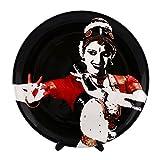KOLORBIA DANCES OF INDIA BHARATANATYAM INSPIRED HOME DÉCOR WALL PLATE 10