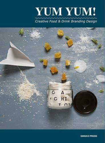 Yum Yum: Creative Food Branding Design por Sandu Media