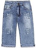 BEZLIT Jungen Jeans Bermuda Shorts Riss Optik 22682 Größe 146
