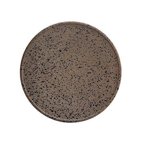 Fairmont & Main Raw 25.5 cm Assiette en Granit