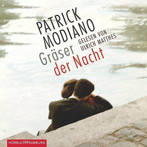 Buchseite und Rezensionen zu 'Gräser der Nacht' von Patrick Modiano