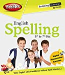 """Pebbles presents """"English Spelling Activities"""", a CD for the young students to know the correct spelling of various words in English. English has numerous words and the spelling for each of them is unique. Many of the words have only a minor differen..."""