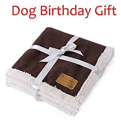 Pro Goleem Luxury Soft Warm Dog Blanket for Pet Beds from Pro Goleem