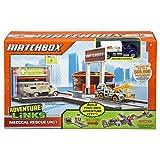MATCHBOX ADVENTURE LINKS MEDICAL RESCUE UNIT SET by Mattel