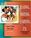 Reading, Writing and Learning in ESL: A Resource Book for K-12 Teachers, MyLabSchool Edition (4th Edition) by Suzanne F. Peregoy (2004-12-30)