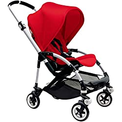 Bugaboo Bee3 Stroller - Red - Red - Aluminum by Bugaboo