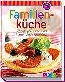 Familienküche (Minikochbuch): Schnell, preiswert und immer eine neue Idee (Minikochbuch Relaunch)