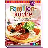 Familienküche (Minikochbuch): Schnell, preiswert und immer eine neue Idee