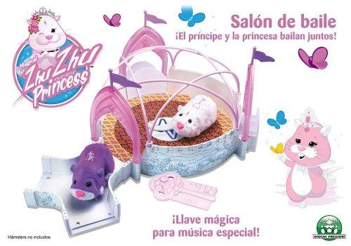 Imagen principal de Giochi Prezziosi Zhu Zhu -  Princess - La Sala de Baile (Zhu Zhu pets no incluidos)