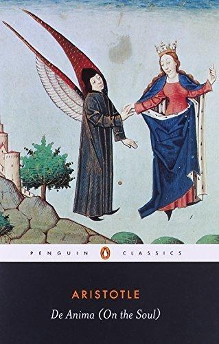 De Anima (On the Soul) (Classics) by Aristotle (1987) Paperback