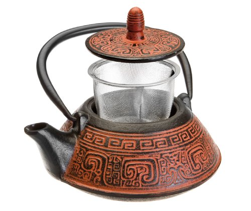 Ibili 620508 - Tetera Hierro Fundido India 0,80 Lt