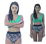 #8: WOMS Lily Womens Hipster Style Brief Panty Set of 3 Pcs