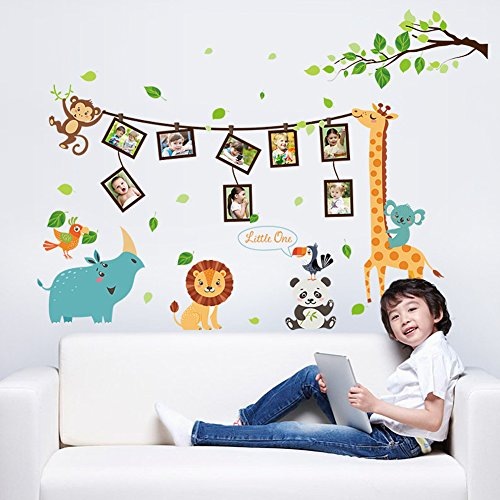 UniqueBella Pegatinas Pared Vinilo Infantil Decorativo