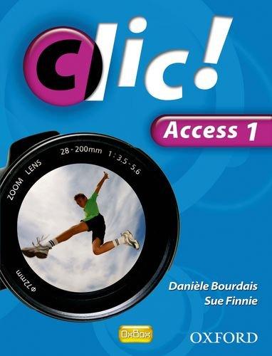 Clic!: Access Part 1 Student Book