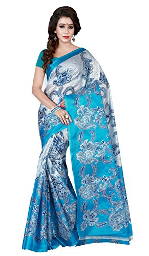 Triveni Women's Jute Printed saree_TSKJ13356