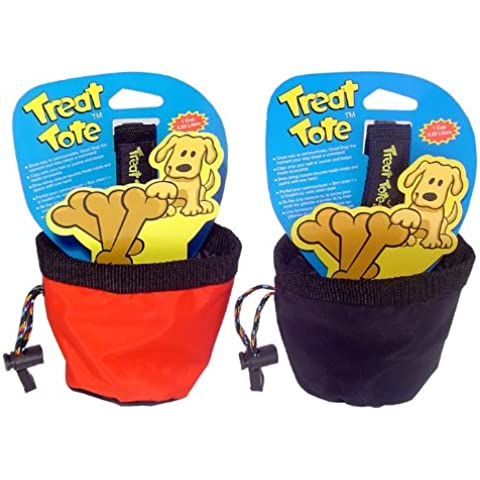 Hardware Canine Treat Tote Dog Pouch -