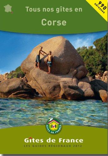 GITES CORSE 2012 par (Broché)
