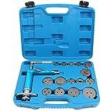 16 tlg Universal Druckluft Bremskolbenrücksteller Bremskolben Rücksteller Werkzeug L/R