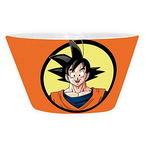 (Dragonball Z - Keramik Müslischüssel Müslischale - Son Goku - Super Saiyajin)