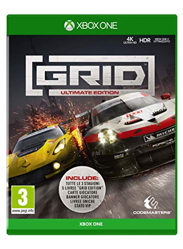 Grid Ultimate Edition - Ultimate - - Xbox One