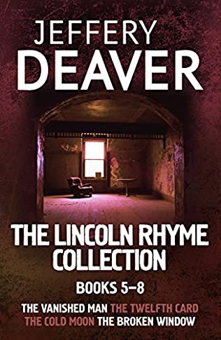 book cover of The Lincoln Rhyme Collection 5-8