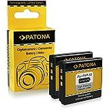 2x Batterie Fuji NP-50 | Kodak Klic-7004 | Pentax D-Li68 / D-Li122 pour Fujifilm FinePix F70EXR / F80EXR / F200EXR / F300EXR / F500EXR / F550EXR / F600EXR et bien plus encore… - Kodak EasyShare M1033 / M1093 / V1073 / V1233 / V1253 / V1273 - Pentax Q / Q10 | Pentax Optio A40 / S10 / VS20