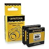 2x Batteria Fuji NP-50 | Kodak Klic-7004 | Pentax D-Li68 / D-Li122 per Fujifilm FinePix F70EXR / F80EXR / F200EXR / F300EXR / F500EXR / F550EXR / F600EXR e più... - Kodak EasyShare M1033 / M1093 / V1073 / V1233 / V1253 / V1273 - Pentax Q / Q10 | Pentax Optio A40 / S10 / VS20