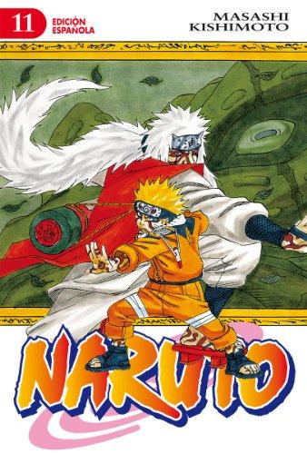 Naruto nº 11/72 (EDT) por Masashi Kishimoto