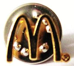 Mc Donalds - Logo - Pin 13 x 11 mm